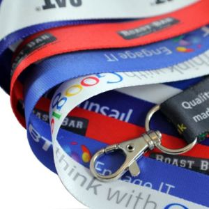 Custom Branded lanyards for offices