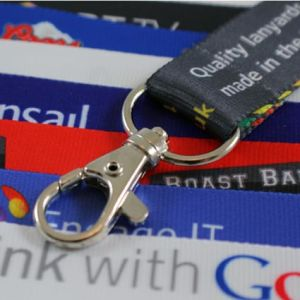 Printed Full colour lanyards for corporate events