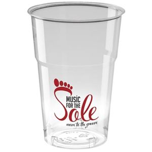 Custom Printed Plastic Cups for Festivals