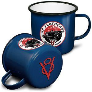 20oz Premium Enamel Mugs
