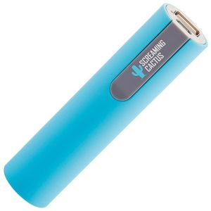 2200mAh Promo Phone Charger in Blue