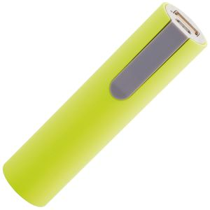 2200mAh Promo Phone Charger in Lime