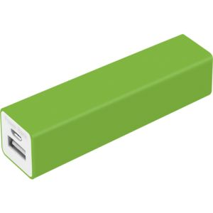 Pulsar Power Bank Phone Charger in Green