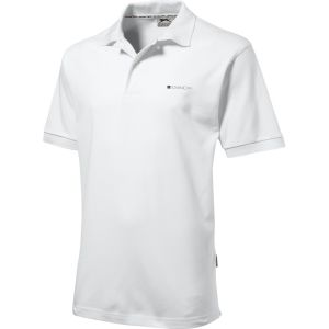 Slazenger Polo Shirts in White