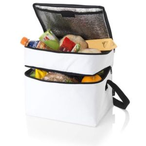 2 Section Cooler Bag