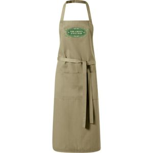 Full Length Apron in Khaki
