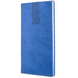 Tucson Pocket Weekly Diary in Sky Blue