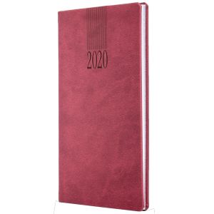 Tucson Pocket Weekly Diary in Red