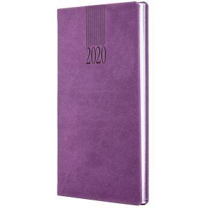 Tucson Pocket Weekly Diary in Purple