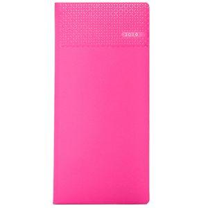 Matra Pocket Weekly Diary in Pink