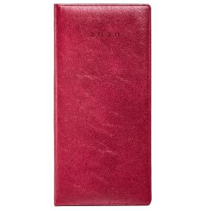 Colombia Pocket Weekly Diary in Red