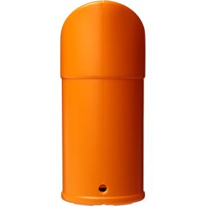 Charity Collection Box in Orange