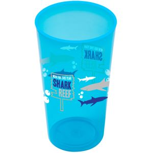 Choose from a wide range of colours with these eye-catching printed plastic cups.