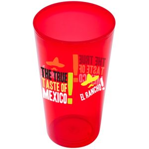 Promotional Arena Plastic Cups with artwork