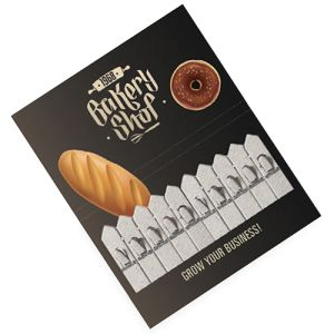 The generously-sized print area on these branded Seed Sticks means your logo & artwork will be clearly visible