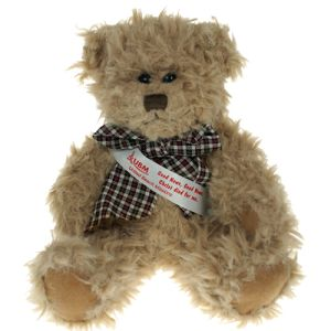 20cm Windsor Teddy Bear for event gifts and giveaways to special clients