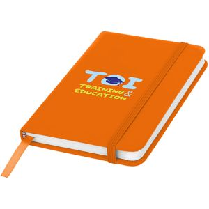 Personalised notebooks for corporate branding
