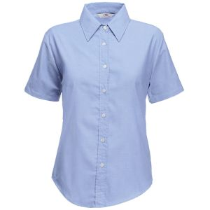 Personalised ladies shirt for company uniforms