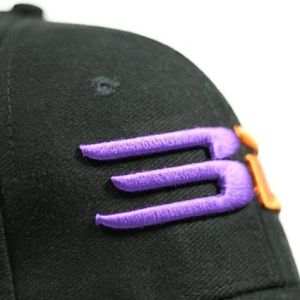 3D Embroidered Caps