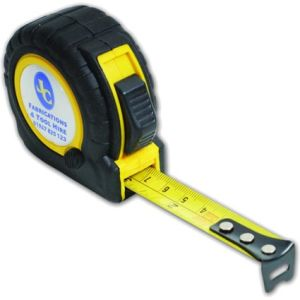 3m Trade Tape Measure in Black/Yellow