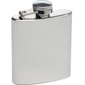Promotional branded Hip Flasks for clients