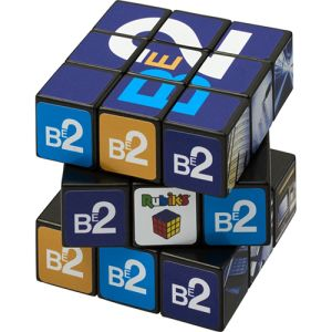 Printed Rubik's cube with corporate branding