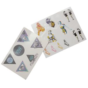 Promotional Temporary Tattoos  for giveaways