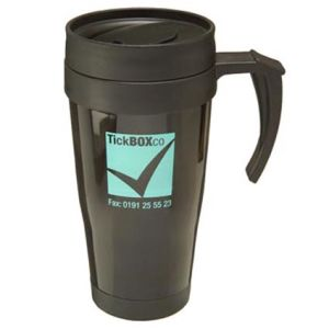 Promotional thermal mugs for office merchandise
