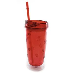 Personalised Plastic Cups with Straw are great for a range promotions