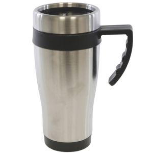 Promotional travel mugs for business gifts