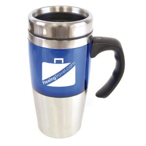 Branded Thermal Mug offer ample room for your campaign logos and designs