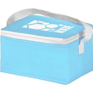 Compact Cooler Bag in Light Blue