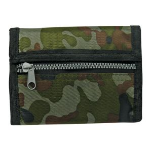 Mesh Wallet in Camouflage