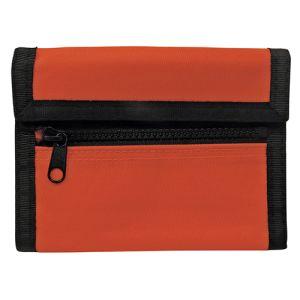 Mesh Wallet in Orange