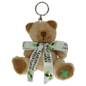 Keychain Bear in Beige