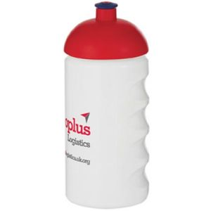 500ml Active Water Bottles in White