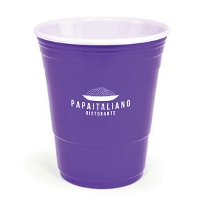 Branded Plastic Cups for Exhibition Handouts