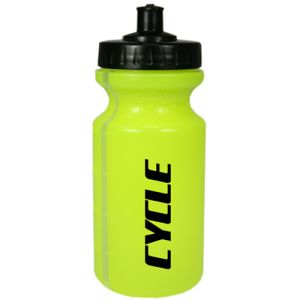 Ensure your logo is visible at all times with these fluorescent printed sports bottles.