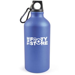 Promotional Matt Frosted Aluminium Bottles for events