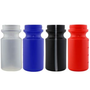 Branded sports bottles for events colours