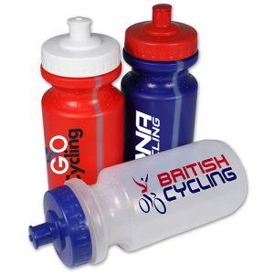 Printed water bottles for school giveaways