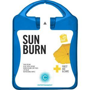 My Kit Sunburn Kit in Translucent Blue