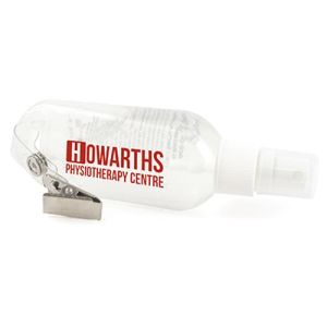 Promo hand sanitiser gel for office marketing