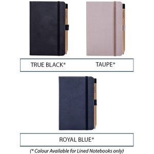 Ivory Tucson Pocket Notebooks with Pencil