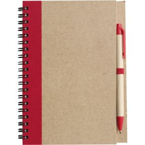 Corporate branded notebooks for company logos