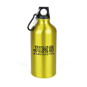 500ml Aluminium Sports Bottles in Yellow