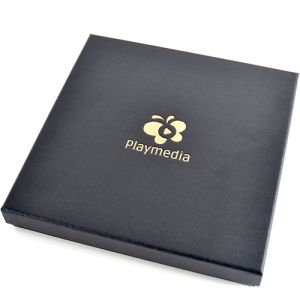 Customised notebook and pen set for executive gifts
