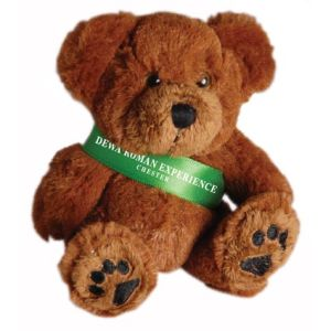 5 Inch Freddie Bear With Sash