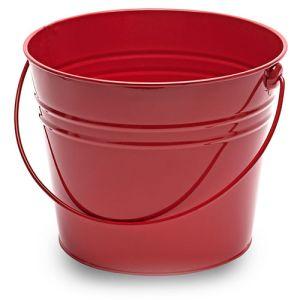 Custom Branded Metal Bucket for Bar Designs and Logos