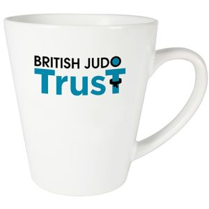 Corporate Printed Deco Latte Mugs with your Logo